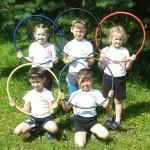 9.Открытие Олимпийской недели в детском саду